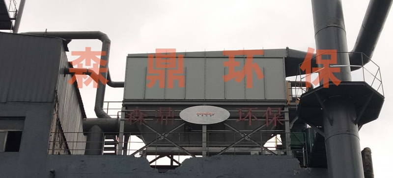 中州碳素塑烧板除尘器
